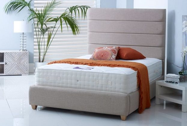 Phoebe Upholstered Shorty Bed