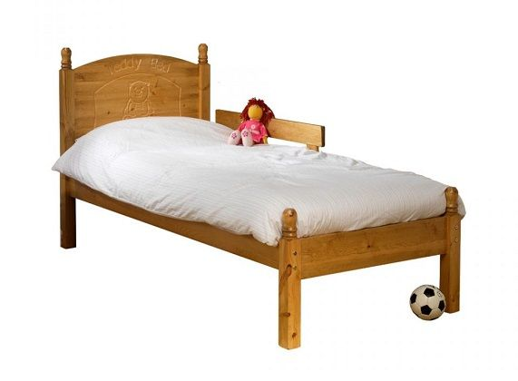 Teddy Kids Pine Shorty Bed