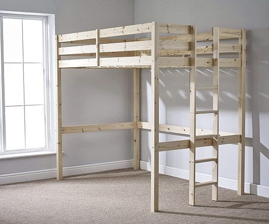 strictly beds and bunks double high sleeper