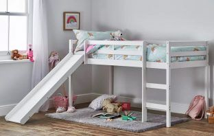 Best Cabin Beds and mid sleeper with Slide argos