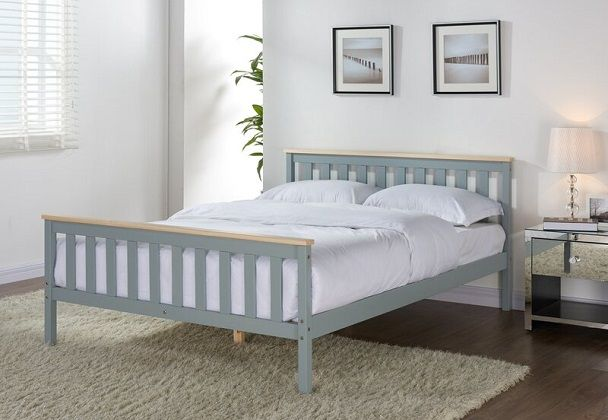 Double Bed Frame, by Brambly Cottage