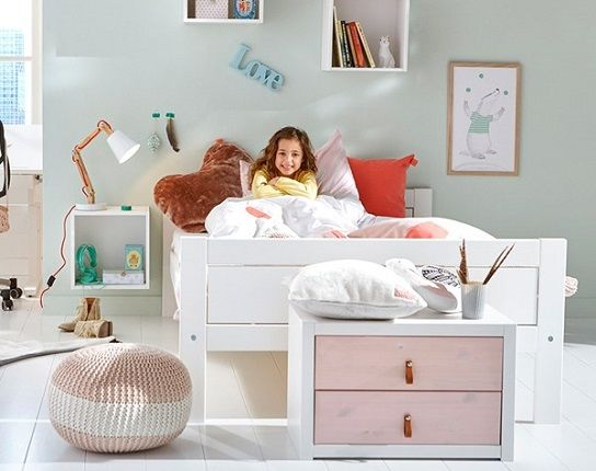 Lifetime Kids Low Luxury Small Double Bed
