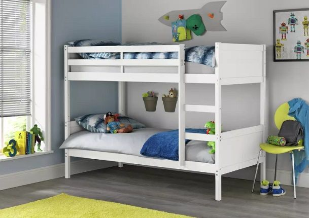 Argos Home Detachable Bunk Bed Frame