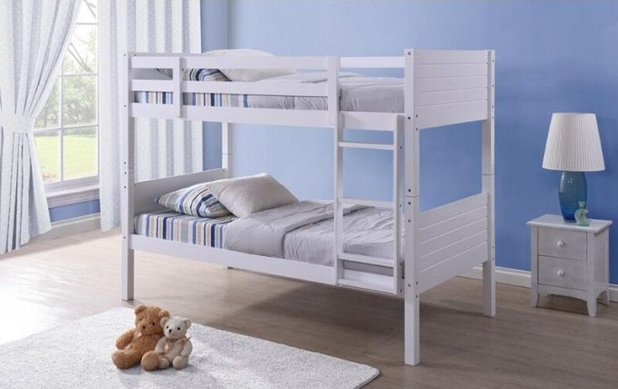 Bedford Single Bunk Bed that Separates,  by Just Kids