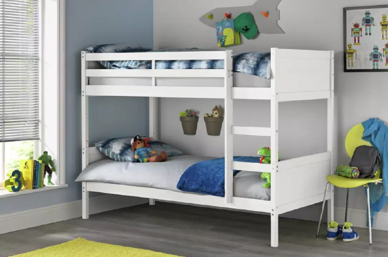 Picture of: Best Detachable Bunk Beds That Separate Into Two Beds