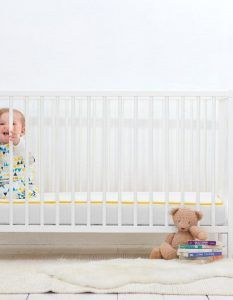 eve baby cot bed mattress