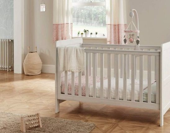 Atlas Convertible Cot & Toddler Bed 3 in 1