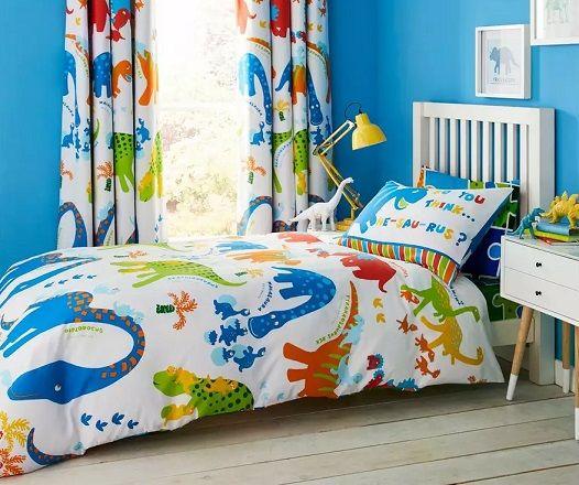 Catherine Lansfield Dinosaur Bedding Set