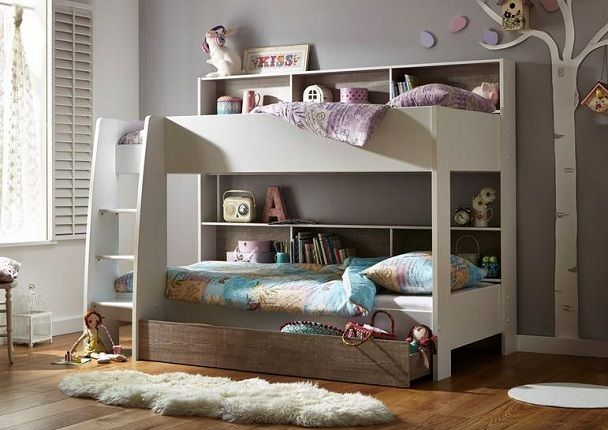 Erin Bunk Bed with staircase