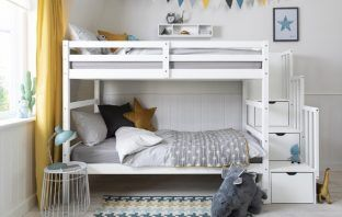 Maya Bunk Bed with Stairs Noa and Nani