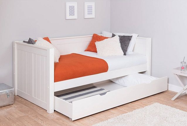 Stompa Classic Children's DayBed Frame with Trundle
