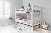 bunk bed with trundle by noa and nani