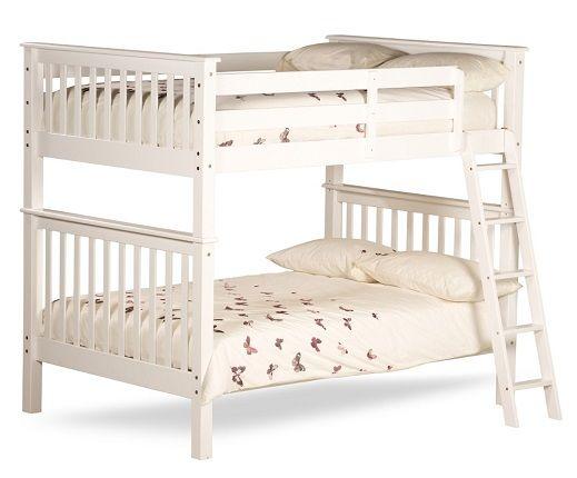 Malvern Quadruple Sleeper Bunk Bed Frame