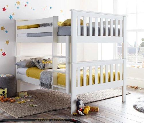 Oslo Quadruple Sleeper Bed Frame