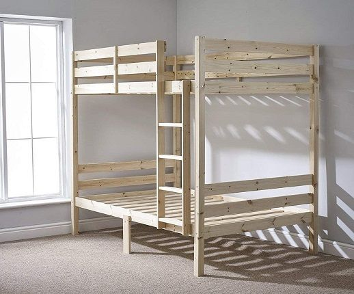 Strictly Beds and Bunks Classic Quadruple Bunk Bed Double