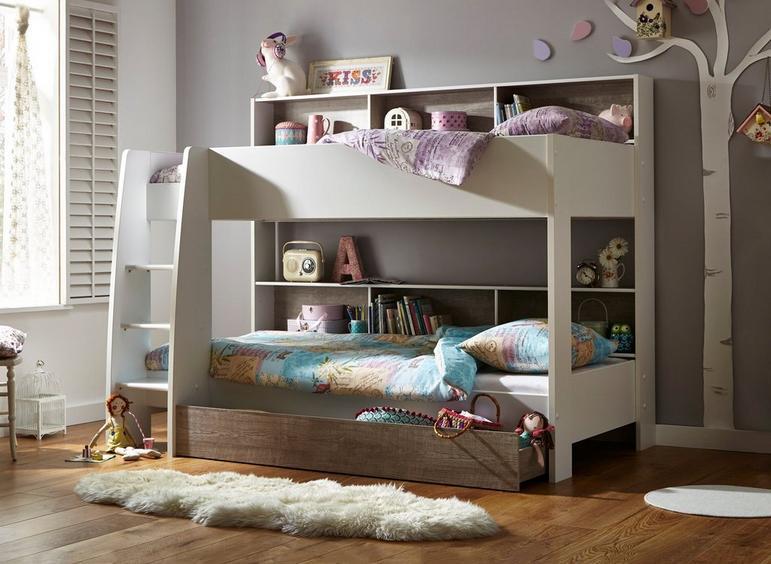 erin bunk bed