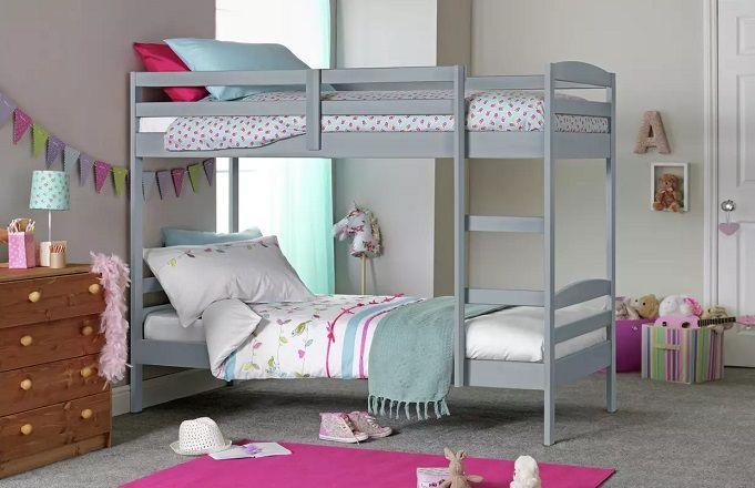 Josie Shorty bunk bed with mattress