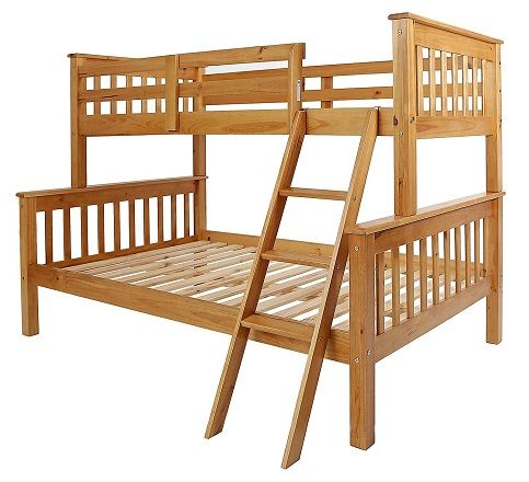neptune triple sleeper bunk bed