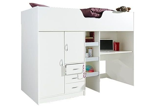 Mrsflatpack BOURNE HIGHSLEEPER BED