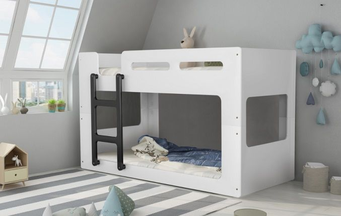 The Naples Bed Company 518-BB Low Bunk Bed