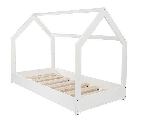Velinda Wooden Bed - Montessori House Bed