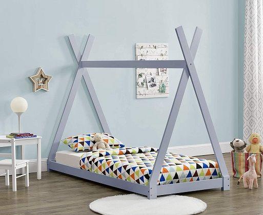 [en.casa] Children TeePee Montessori Bed