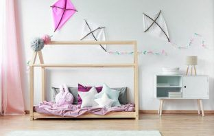 Montessori Kids Bedroom Ideas Tips