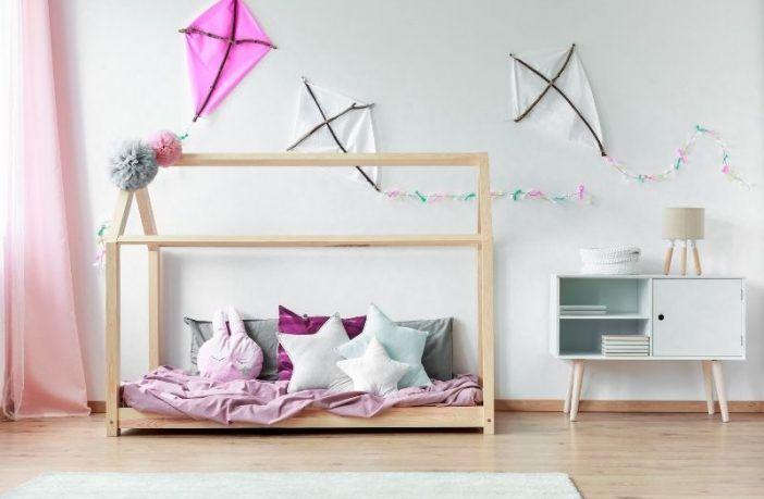 Montessori Kids Bedroom Ideas Tips