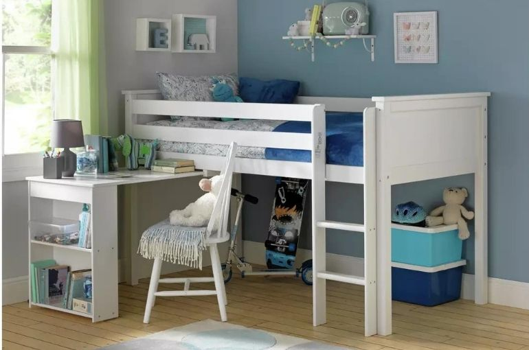 What is a mid sleeper bed